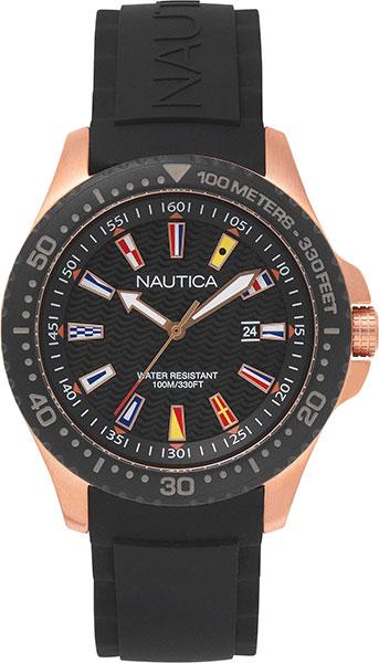 Мужские часы Nautica NAPJBC006 все цены