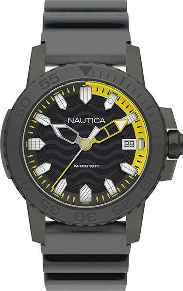 Мужские часы Nautica NAPKYW004 мужские часы nautica nai12522g