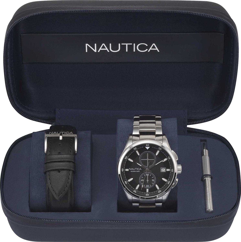 Мужские часы Nautica NAPLSN002 nautica nai13514g