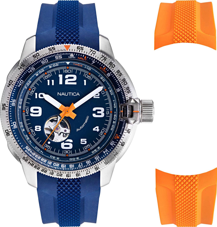 Мужские часы Nautica NAPMBF902 мужские часы nautica napbsf918