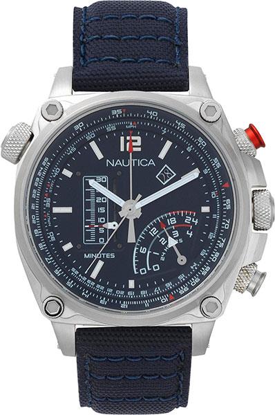 Мужские часы Nautica NAPMLR002 мужские часы nautica napfrb017