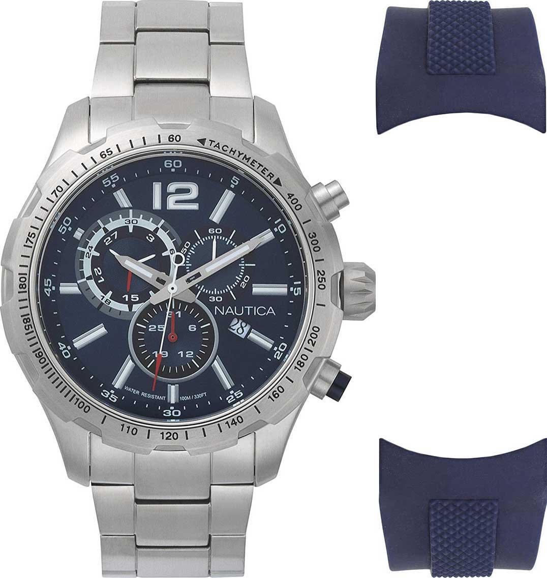 Мужские часы в коллекции Chrono Мужские часы Nautica NAPN30001 фото