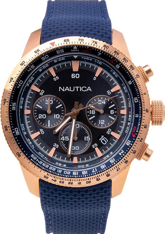 Фото - Мужские часы Nautica NAPP39006 мужские часы nautica napfrb923