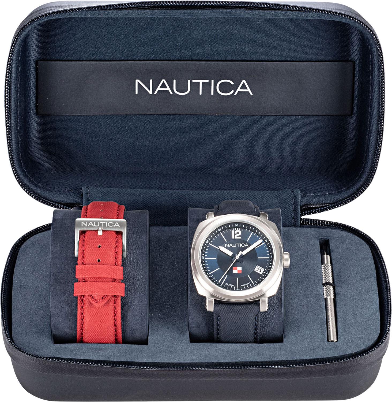 лучшая цена Мужские часы Nautica NAPPGP901