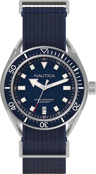 Мужские часы Nautica NAPPRF001 все цены
