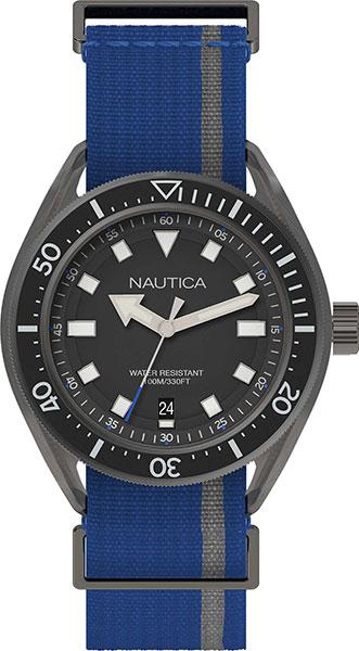Мужские часы Nautica NAPPRF002 все цены