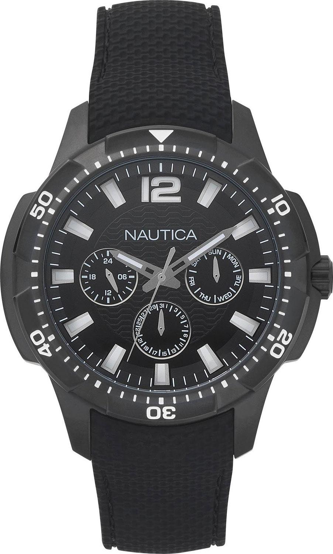 Мужские часы Nautica NAPSDG001 куртки аляски мужские зимние цена большие размеры