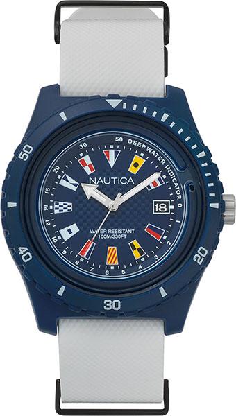 Мужские часы Nautica NAPSRF002 все цены