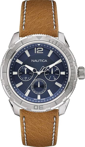 Мужские часы Nautica NAPSTL001 мужские часы nautica nai12522g