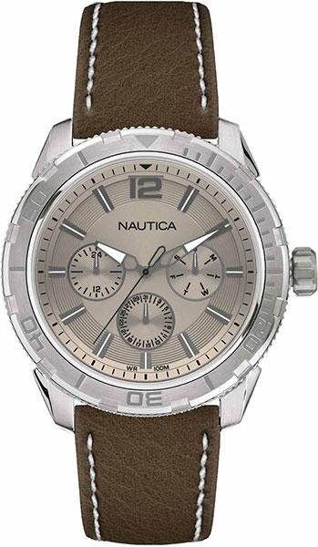 цена  Мужские часы Nautica NAPSTL002  онлайн в 2017 году