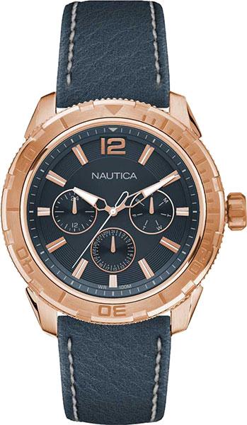 цена  Мужские часы Nautica NAPSTL003  онлайн в 2017 году