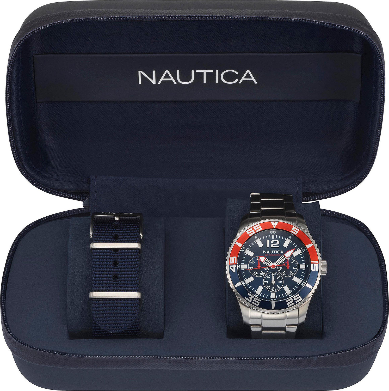 Мужские часы Nautica NAPWHC002 nautica nai13514g