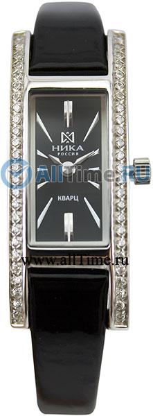 Купить Наручные часы 0446.2.9.55H  Женские серебряные часы в коллекции Ladies Ника серебряные