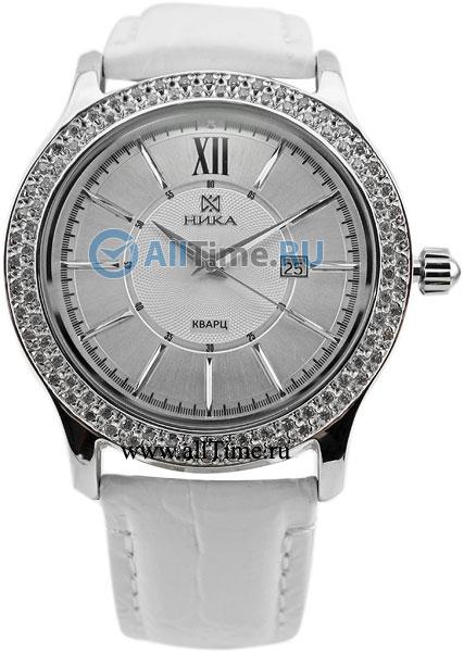 Купить Наручные часы 1096.2.9.21H  Женские серебряные часы в коллекции Ego Ника серебряные