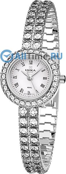 Женские серебряные часы в коллекции Подснежник Ника серебряные