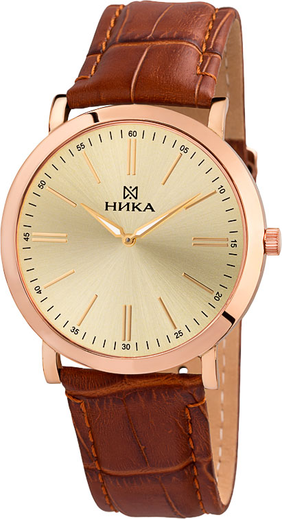 все цены на Мужские часы Ника 0100.0.1.45B онлайн
