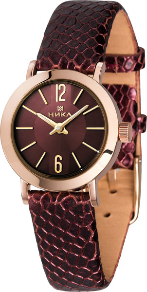 Женские часы Ника 0102A.0.1.64A ника часы ника 0102a 0 1 64 коллекция slimline