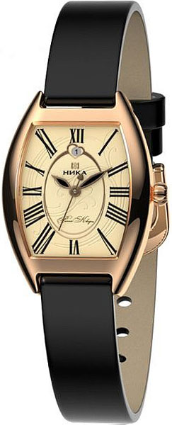Фото «Российские золотые наручные часы Ника 1052.0.1.41»