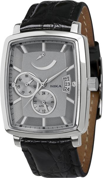 Мужские часы Ника 1231.0.9.15A Женские часы Anne Klein 2359SVWT