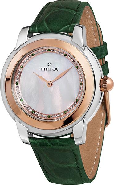 лучшая цена Женские часы Ника 1370.0.19.37C