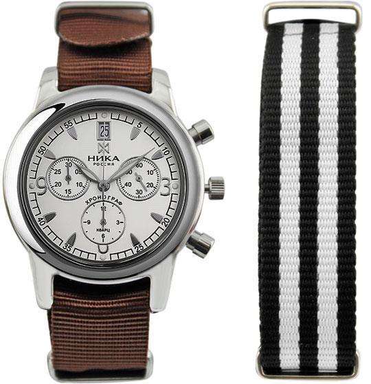 Женские часы Ника 1807.2.9.14H.01 Мужские часы Claude Bernard 83014-3AIN-ucenka