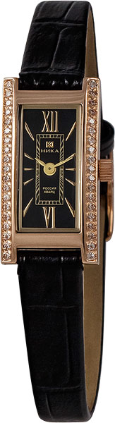 Фото «Российские золотые наручные часы Ника 0438.2.1.51»