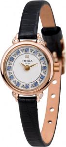 Часы ника фиалка купить наручные часы внутри