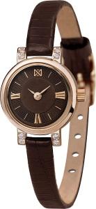 Женские золотые наручные часы Ника Viva — купить на официальном ... e48e05da513