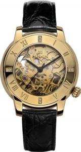 30272cc9 Женские золотые наручные часы Ника — купить на официальном сайте ...