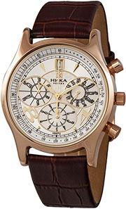 Мужские золотые наручные часы Ника Георгин — купить на официальном ... af33ff1168a
