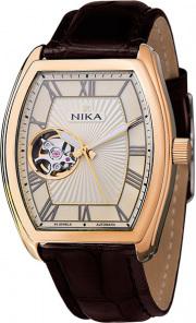 Мужские золотые наручные часы Ника Celebrity — купить на официальном ... 646dbdb5364