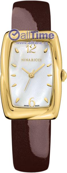 Женские часы Nina Ricci NR-N034.33.31.82 Мужские часы Fossil FS5297