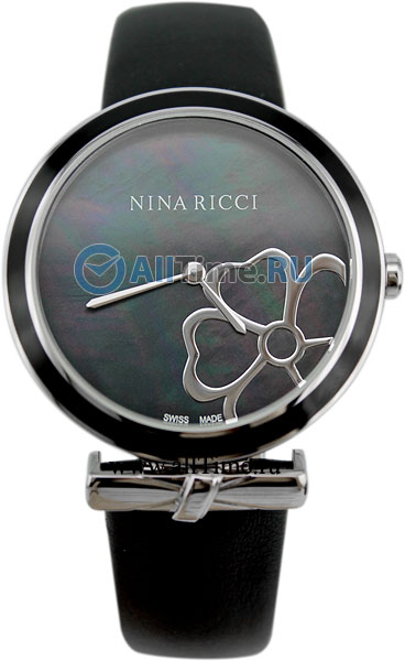 цена Женские часы Nina Ricci NR-N043015 онлайн в 2017 году