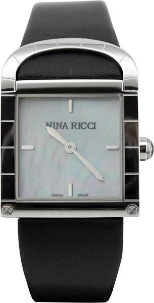 Женские часы Nina Ricci NR-N049002SM nina ricci часы nina ricci n049002sm коллекция n049