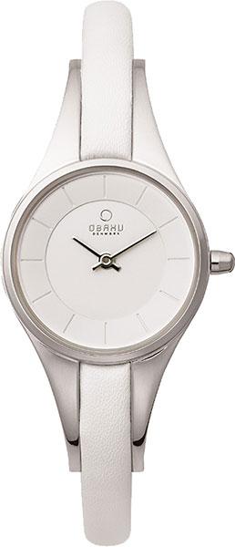 все цены на  Женские часы Obaku V110LXCIRW  в интернете
