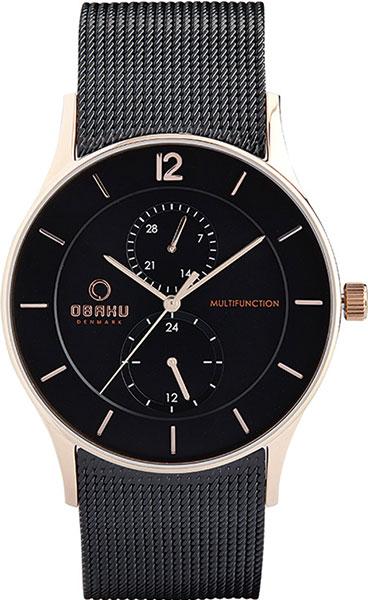 Мужские часы Obaku V157GMVBMB