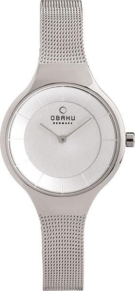 Женские часы Obaku V166LXCIMC