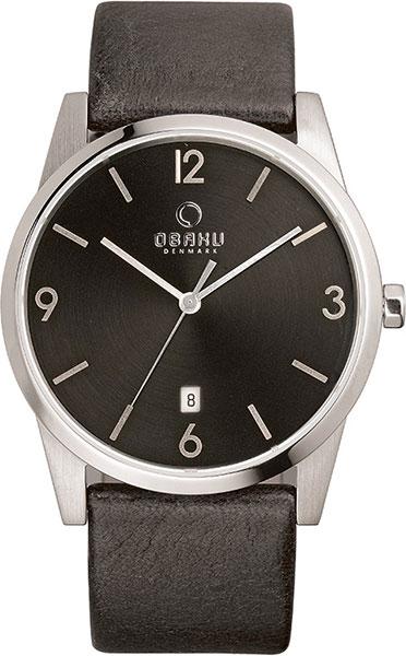 Мужские часы Obaku V169GDCBRB