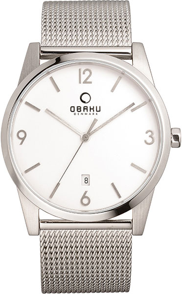Мужские часы Obaku V169GDCIMC