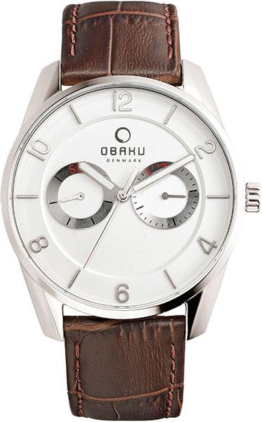 Мужские часы Obaku V171GMCIRN