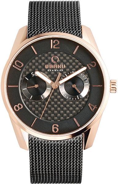 Мужские часы Obaku V171GMVBMB