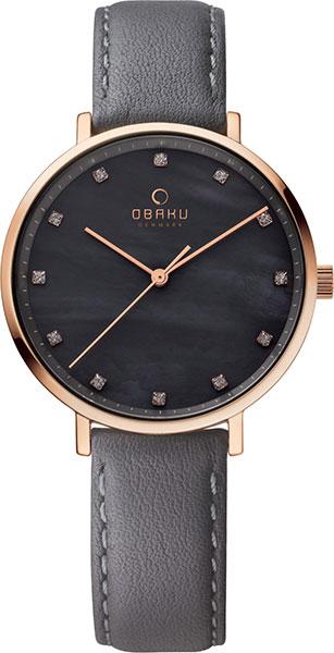 Женские часы Obaku V186LXVJRJ