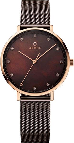 Женские часы Obaku V186LXVNMN