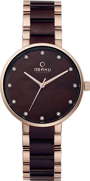 Женские часы Obaku V189LXVNSA obaku v189lxvnsa