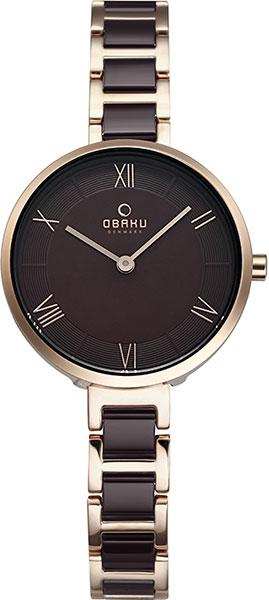 Женские часы Obaku V195LXVNSN
