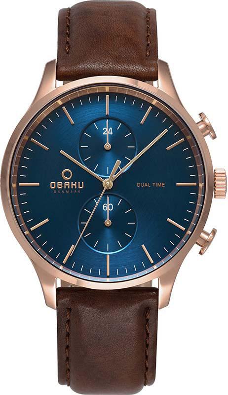 Мужские часы Obaku V196GUVLRN