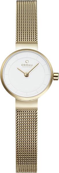 Женские часы Obaku V199LXGIMG