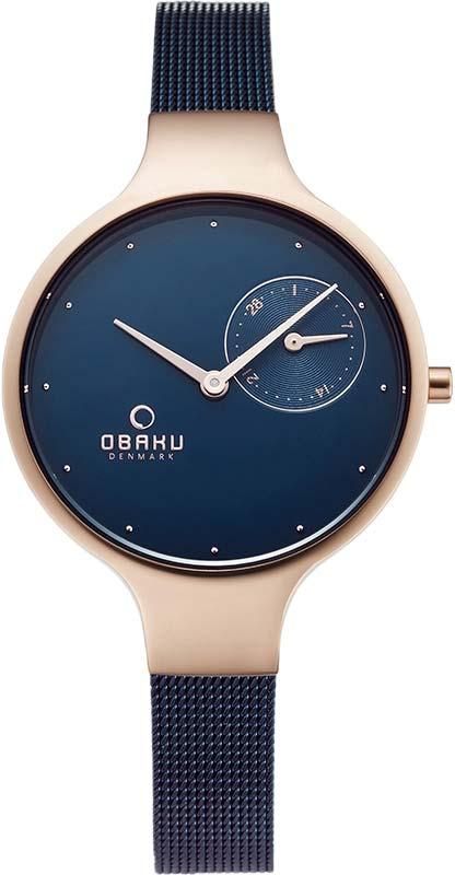 Женские часы Obaku V201LDVLML