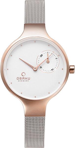 Женские часы Obaku V201LDVWMC