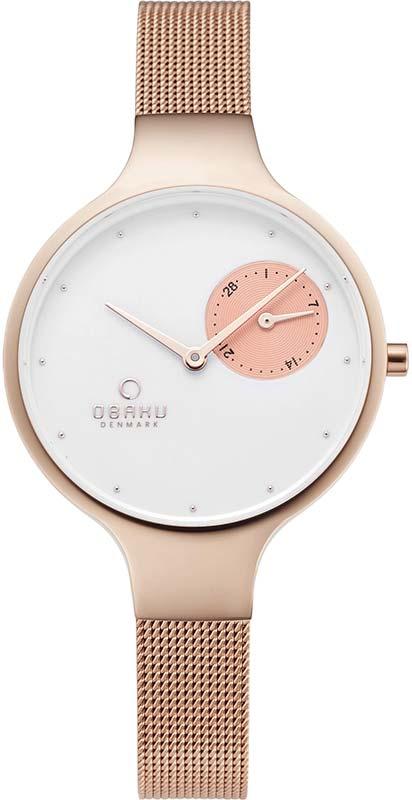 Женские часы Obaku V201LDVWMV